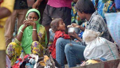 Photo of Photos: Migrant crisis in Thane