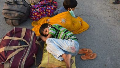 Photo of Photos: Migrant Crisis in India