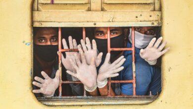 Photo of Coronavirus lockdown: Migrants in Kolkata