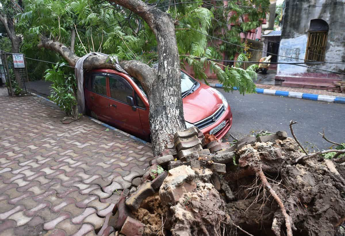 Photos: The aftermath of super cyclone Amphan in West Bengal