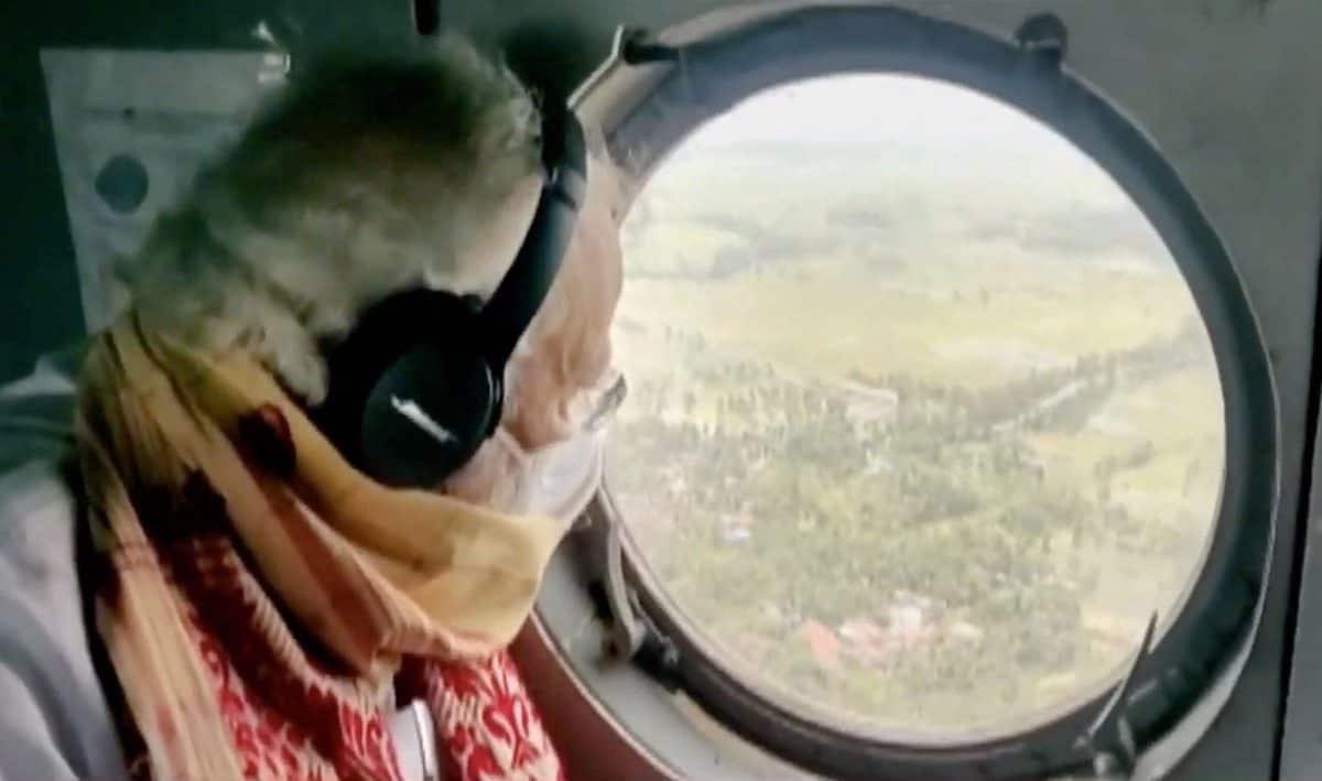 PM Modi announces interim relief of Rs 1,000 cr Bengal