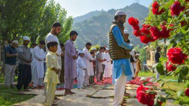 Photo of Eid-ul-Fitr: Muslims offer prayers amid lockdown