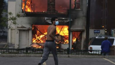 Photo of Arab-American outlets suffer heavy losses during US riots