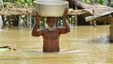 Photo of Photos: Floods in Assam