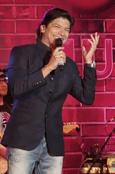 Singer Shaan
