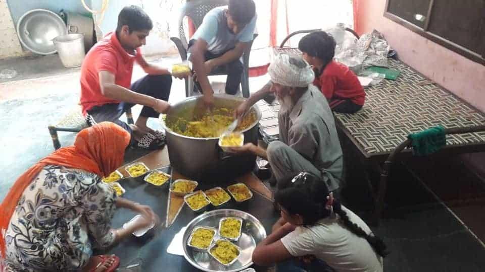 Khudai Khidmadgar – COVID Relief Efforts