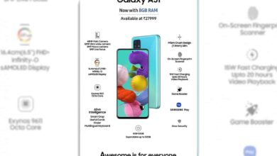 Photo of Samsung launches new Galaxy A51 variant at Rs 27,999