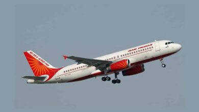 Air India evacuation flights