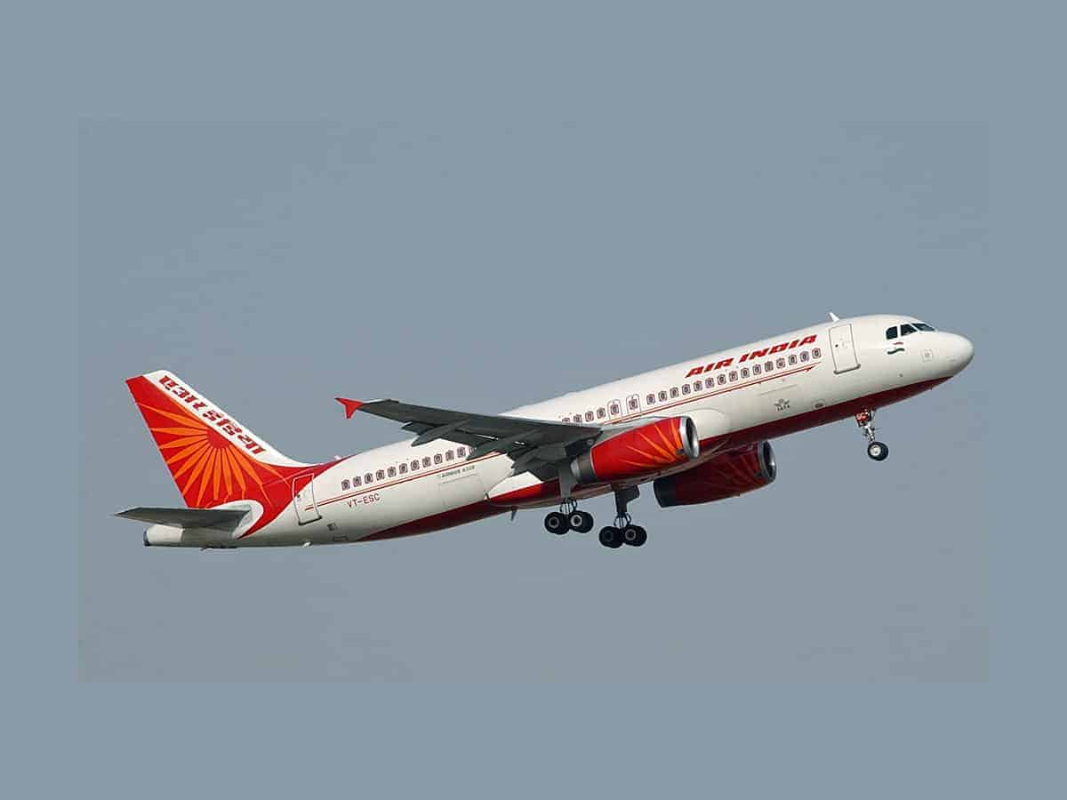 Air India evacuation flights