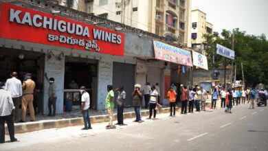Photo of Hyderabad; Wine shops to stay open from 10 am to 11 pm