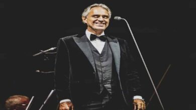 Photo of Andrea Bocelli confirms he was diagnosed with COVID-19