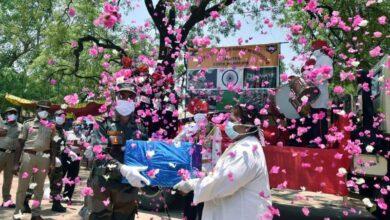 Photo of Karnataka honours Corona warriors on Doctor's Day