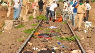 Photo of Train accident at Aurangabad reveals plight of migrants: TPCC