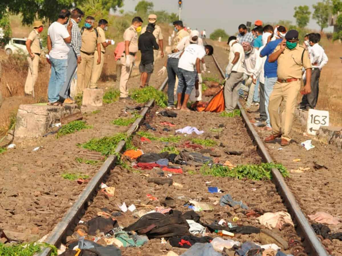 Train accident at Aurangabad reveals plight of migrants: TPCC