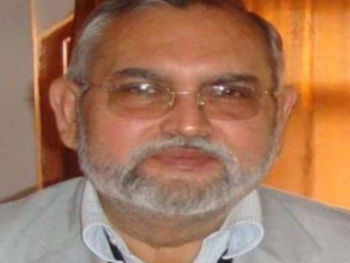 Zafarul Islam Khan