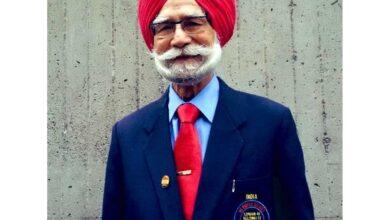 Photo of End of an era: Hockey legend Balbir Singh Sr dies