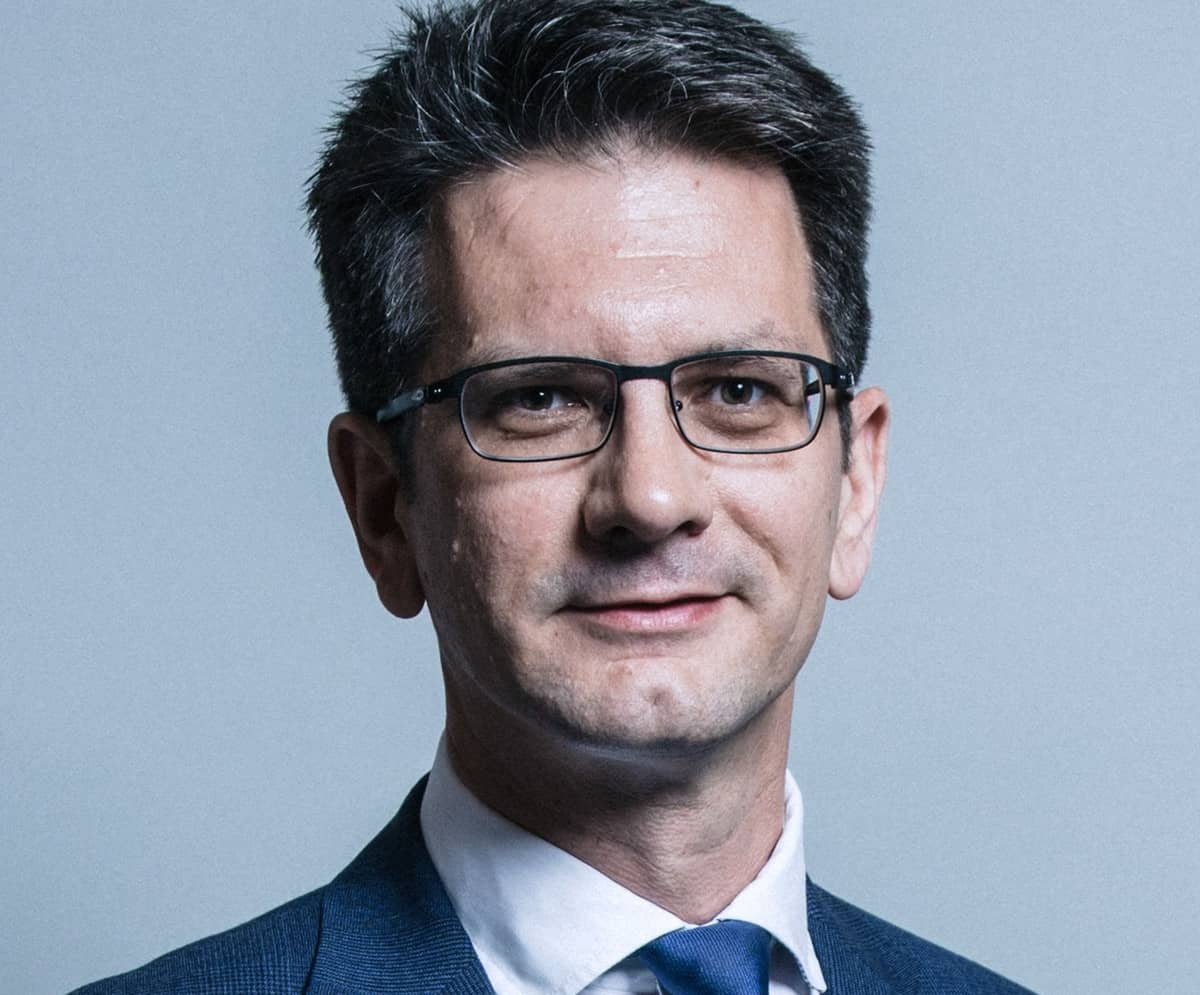 British MP Steve Baker