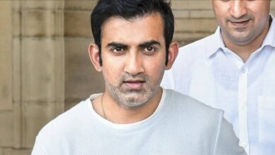 Photo of Delhi BJP MP Gambhir father's car stolen from outside house