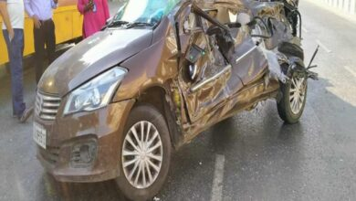 Photo of 1 dead, 1 injured in car accident at Marine Drive, Mumbai