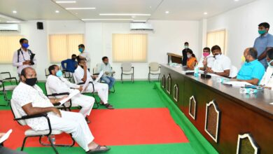 Photo of GHMC Mayor attends AMC Gaddiannaram emergency meeting