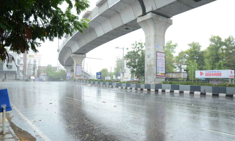 Thunderstorm with gusty winds likely to occur in TS : Met