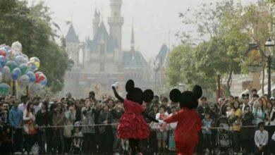 Photo of Shanghai's Disneyland reopens after 3 months