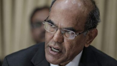 Photo of India's GDP growth may rebound to 5 pc in FY22, says Subbarao