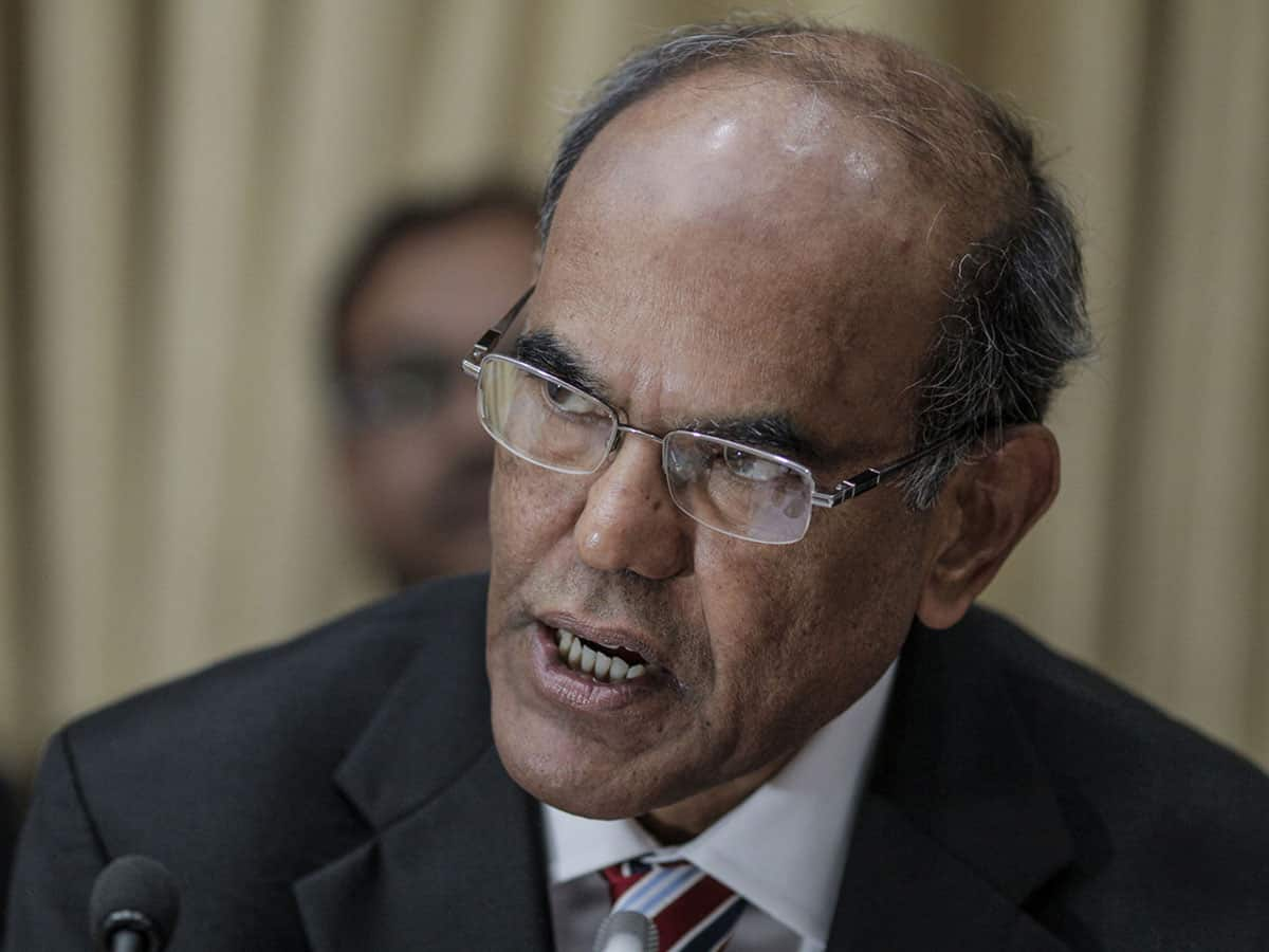 India's GDP growth may rebound to 5 pc in FY22, says Subbarao