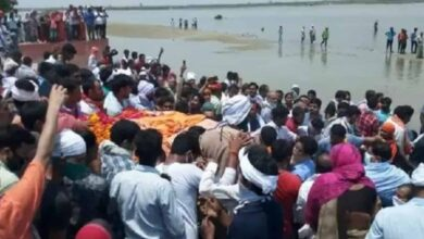 Photo of 4,100 booked for lockdown violation at god-man funeral in UP