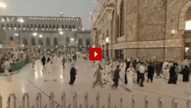 Photo of Wahi's 360-degree virtual tour of Grand Mosque goes viral