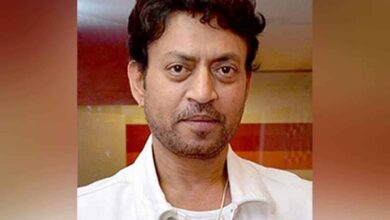 Photo of Babil shares photos of Irrfan Khan's grave – Pics inside