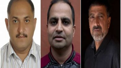 Photo of 3 photojournalists from J-K get Pulitzer Prize