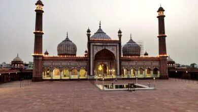 Photo of Jama Masjid may close again as Bukhari's secy succumbs to COVID