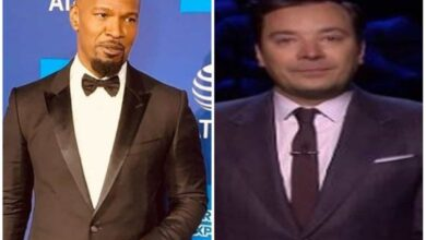 Photo of Jamie Foxx defends Jimmy Fallon over 'SNL' blackface controversy