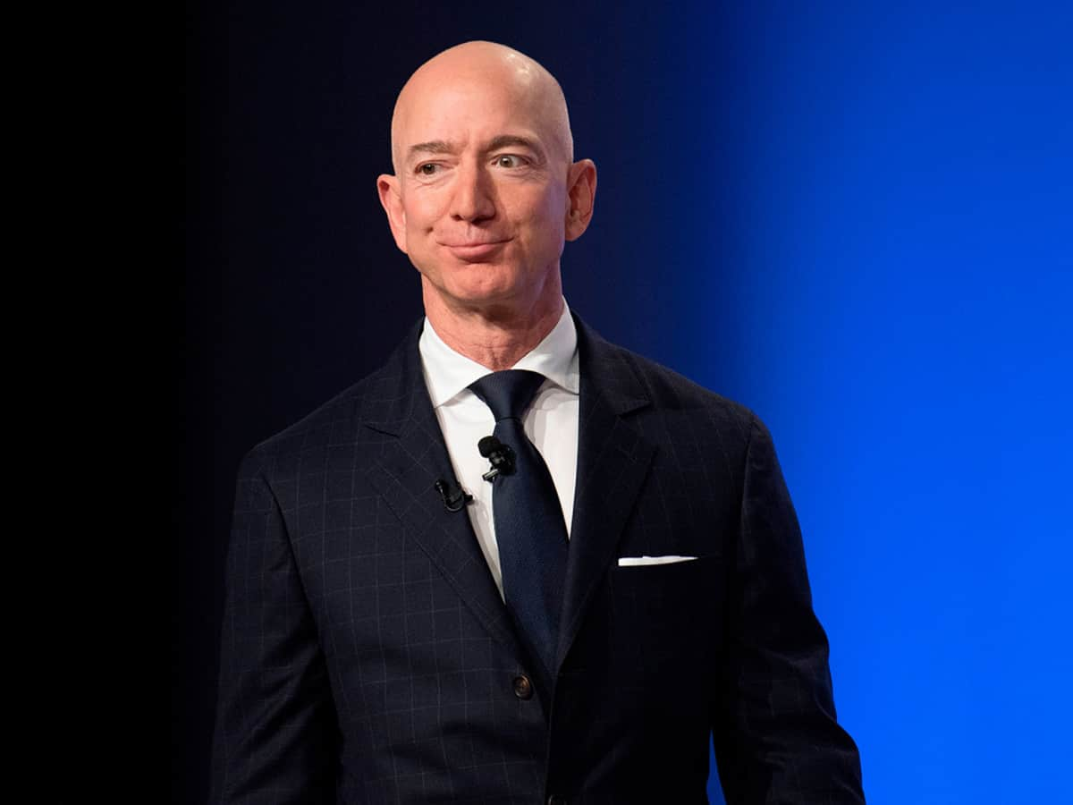 Jeff Bezos could become the world's first trillionaire by 2026