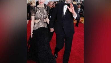 Photo of Joaquin Phoenix, Rooney Mara expecting first child together