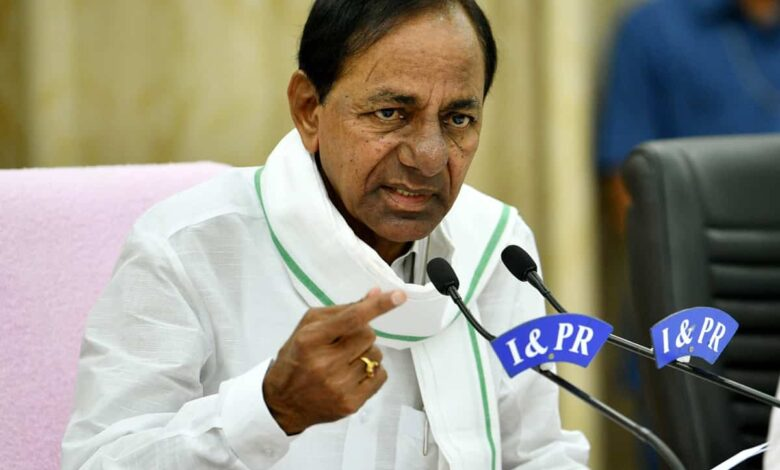 BJP criticise KCR statement on stimulus package