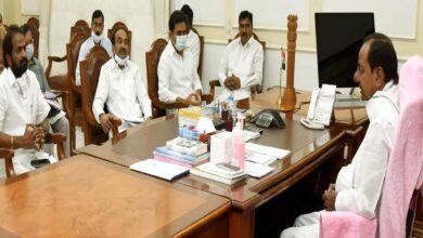 Photo of Coronavirus entered KCR's Pragati Bhawan