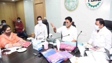 Photo of Telangana govt will stand by weavers during COVID-19 crisis: KTR