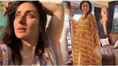 Photo of Kareena, Malaika in love with kaftan amid lockdown