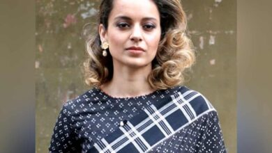 Photo of Kangana reacts to fictitious news about Shiv Sena, gets trolled