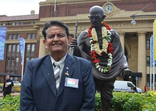Kantilal Bhagabhai Patel