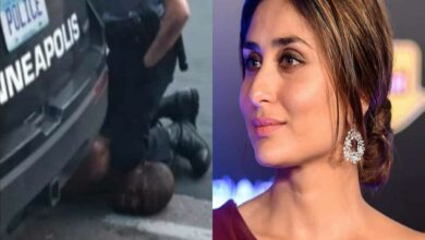 Photo of Actress Kareena Kapoor seeks justice for black man George Floyd