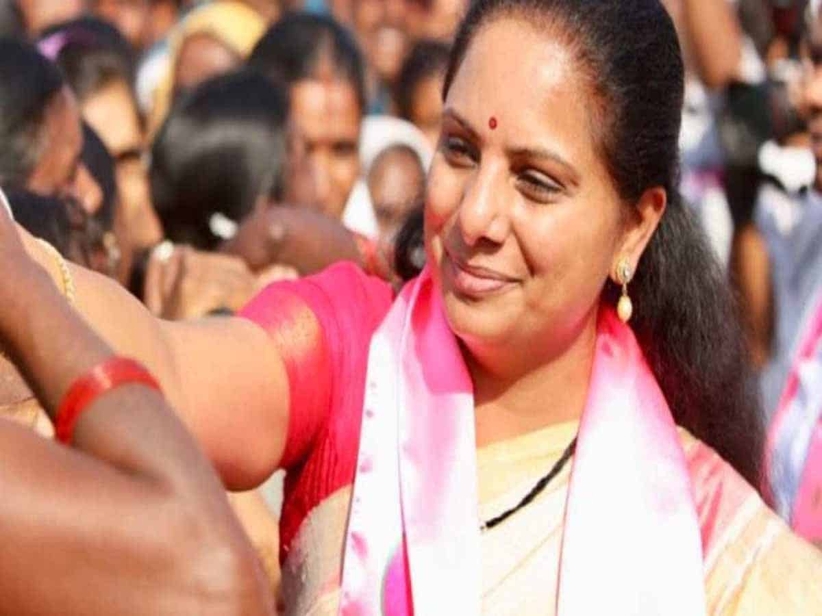 BJP urges CEC to disqualify Kavita for contesting MLC
