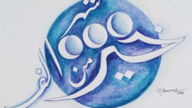 Photo of Artist Younus Hafiz releases 'Night of Power' themed painting