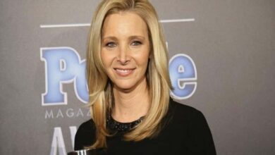 Photo of Lisa Kudrow says she 'can't wait' for 'Friends' reunion