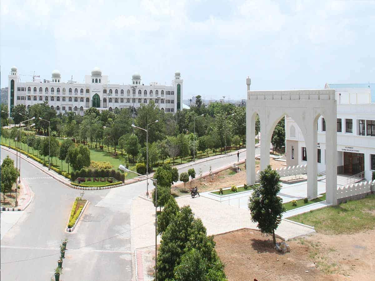 MANUU Students' Union threatens boycott exams if UGC conducts them