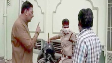 Photo of Hyderabad: MIM Corporator booked for assaulting cops