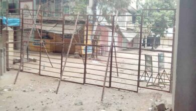 Photo of COVID-19; Malakpet Mahboobgunj Market sealed off by GHMC