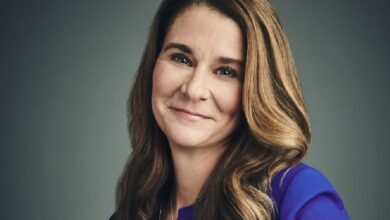 Photo of Melinda Gates gives US admin 'D-minus' for COVID-19 response